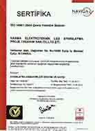 KARMA LED Aydınlatma ISO 14001