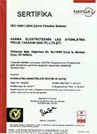 KARMA LED Aydınlatma ISO 90001
