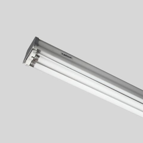 EcoLine – 2x T5 Lineer Floresan Armatür