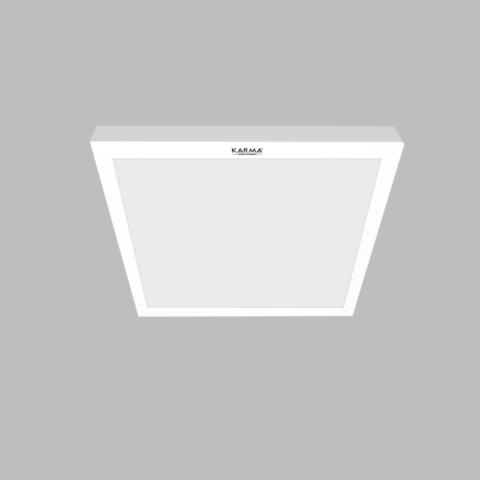 30×30 Sıva Üstü LED Panel Armatür