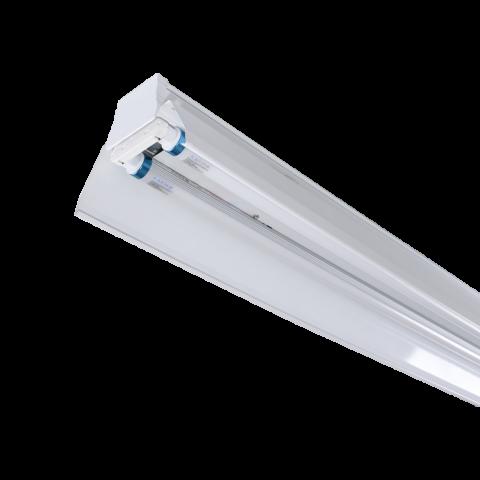 DeeBy – 2x T5 Lineer LED Aydınlatma Armatürü