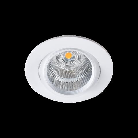 Salyangoz COB LED Spot Aydınlatma
