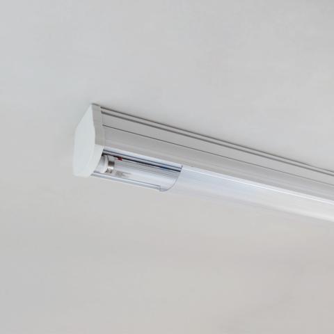 DEFIX – Difüzörlü 1x T5 Lineer LED Aydınlatma