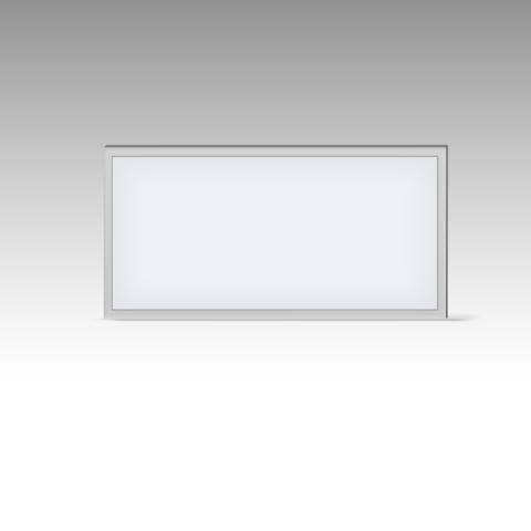 Grid-Slim – İnce LED Panel Armatür (30×60 30×120)